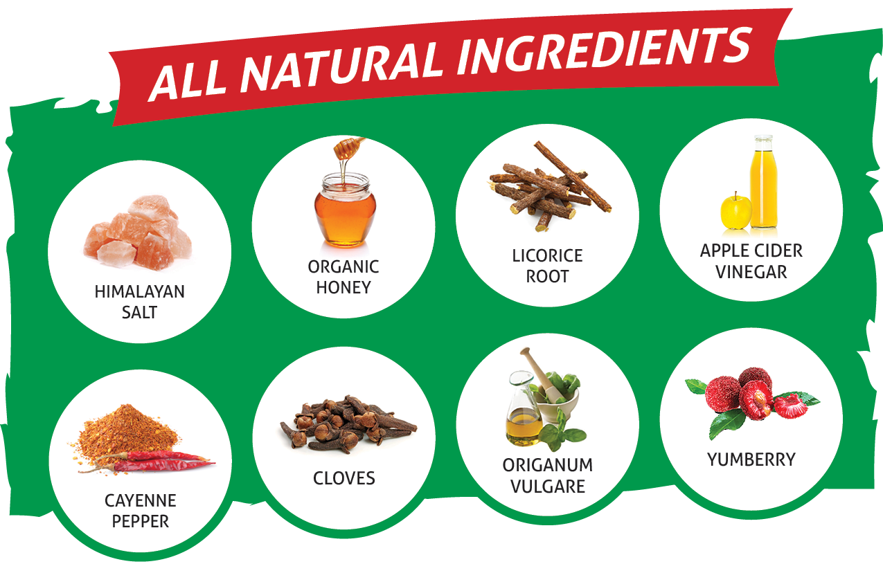 Childrens Ingredients Footer Banner