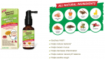 Nature's Jeannie® All Natural Throat Care Spray for Kids: Ingredients Highlight!
